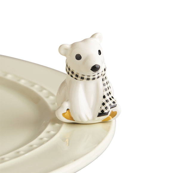 Nora Fleming Polar Bear Mini
