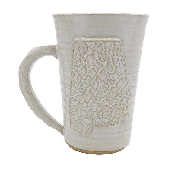 Fingerprint Alabama Mug - High Cotton