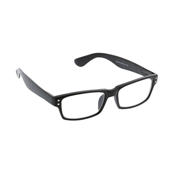 Peepers Architect Black Glasses