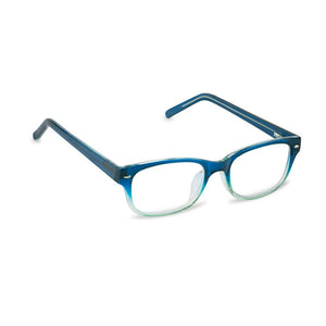Peepers Artisan Blue Glasses