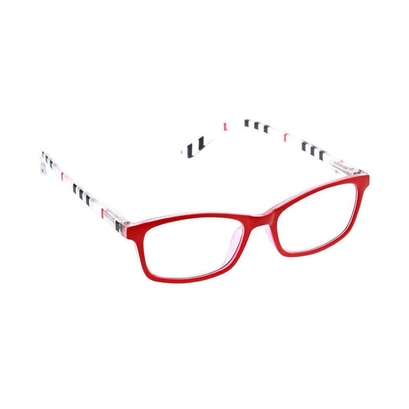 Peepers Ascot Red Glasses