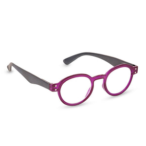 Peepers Book It! Berry & GrayGlasses