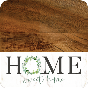 Home Sweet Home Coaster Set of 4
