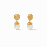 Julie Vos Calypso Pearl Earrings
