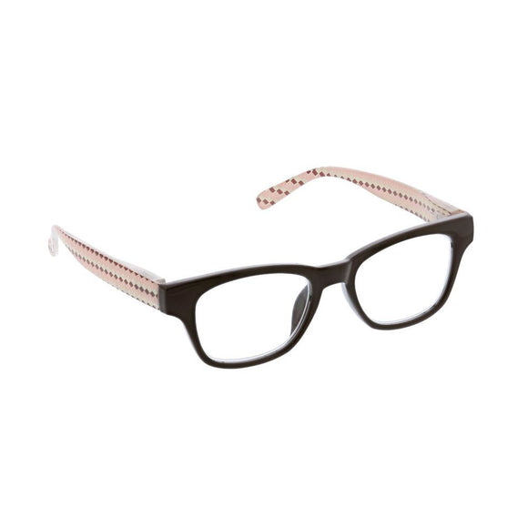 Peepers Deco for Days  Brown & Deco Glasses
