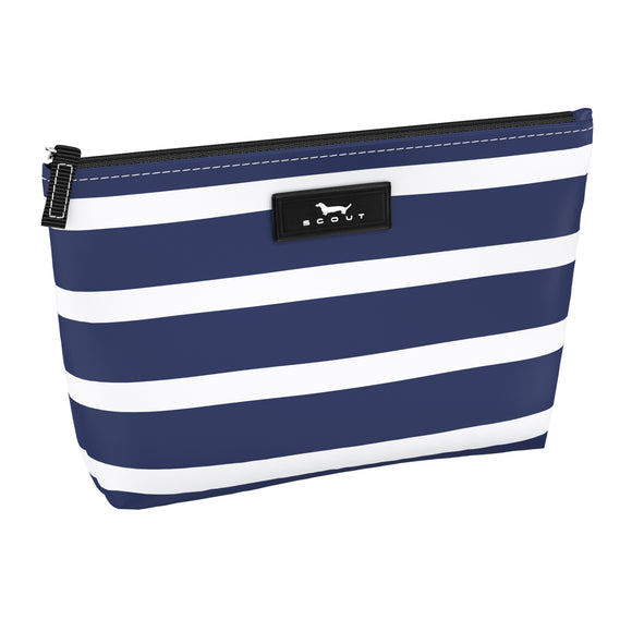 Scout Beauty Twiggy Makeup Bag - Nantucket Navy