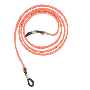 Peepers Faux Leather Cord Orange