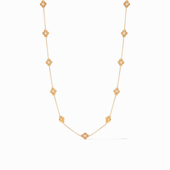 Julie Vos Florentine Demi Delicate Necklace