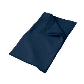 Gildan DryBlend® 9 oz Fleece Stadium Blanket - Navy