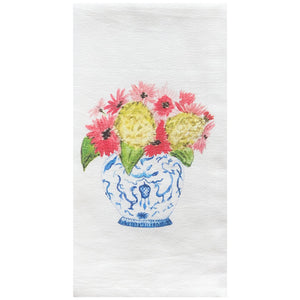 Ginger Jar Dish Towel