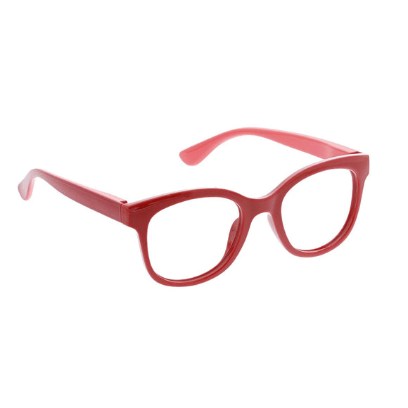 Peepers Grandview Red Glasses