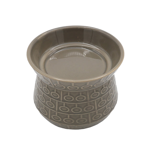 Swan Creek Signature Grey Wax Melter Set
