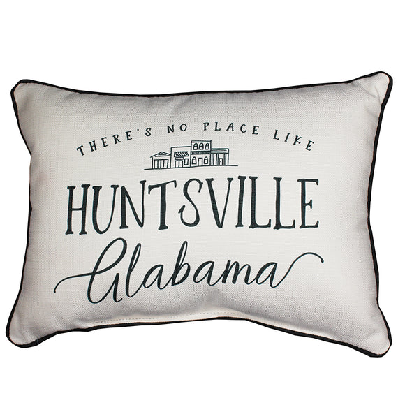 There's No Place Like Huntsville Pillow