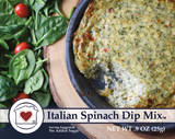 Country Home Creations Italian Spinach Dip Mix
