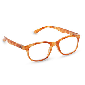 Peepers Last Word Orange Tortoise Glasses