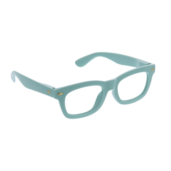 Peepers Lois Aqua Glasses
