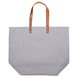 Tote Bag - Light Gray