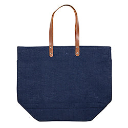 47th & Main Tote Bag - Navy