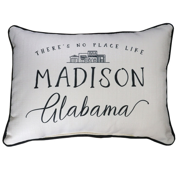 There's No Place Like Madison Pillow