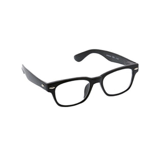 Peepers Rainbow Bright Black Glasses