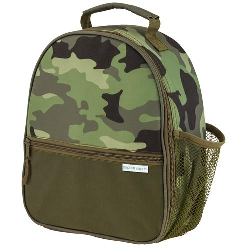 Stephen Joseph All Over Print Lunch Box -  Camo