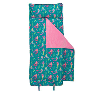 Stephen Joseph All Over Print Nap Mat - Mermaid
