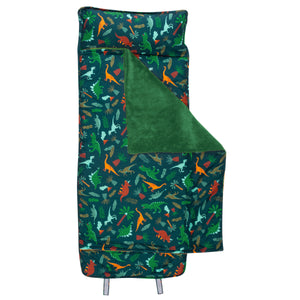 Stephen Joseph Dino All Over Print Nap Mat With Name