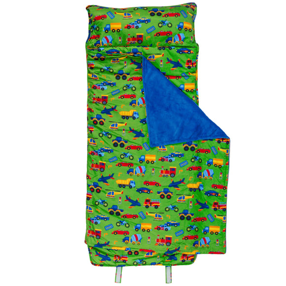 Stephen Joseph All Over Print Nap Mat - Transportation