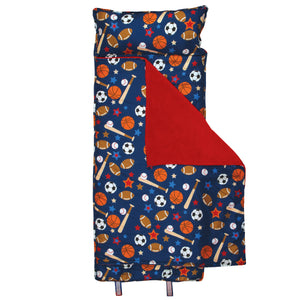 Stephen Joseph Sports All Over Print Nap Mat
