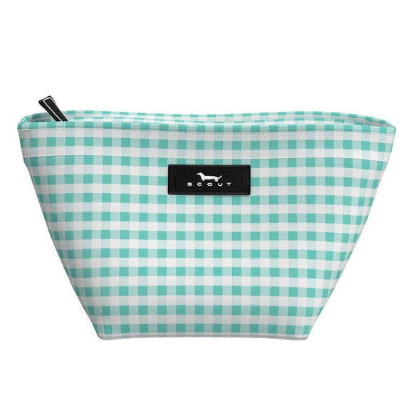 Scout Barnaby Checkham Crown Jewels Makeup Bag