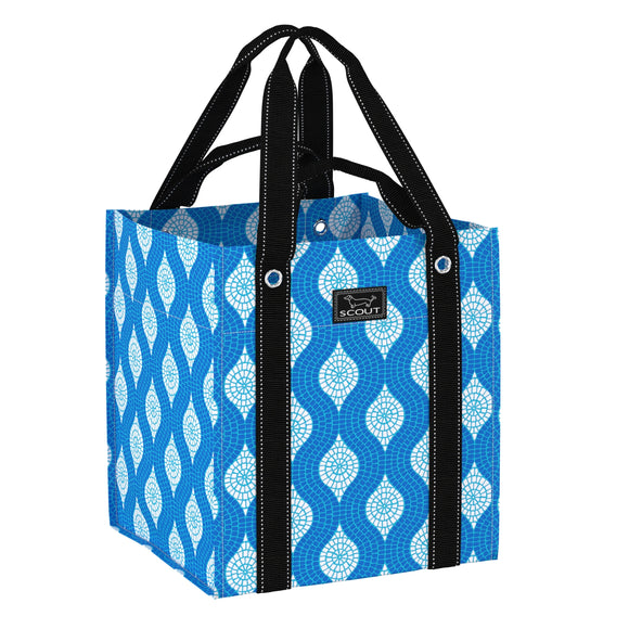 Scout Bagette Market Tote - Sweet Tile of Mine