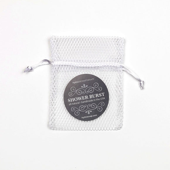 hydra White Shower Burst Sachet