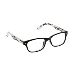 Peepers Soho Black Glasses