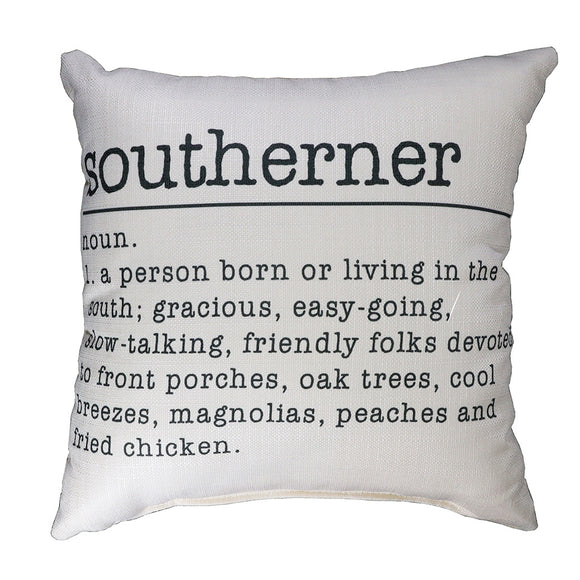 Southern Definition Pillow