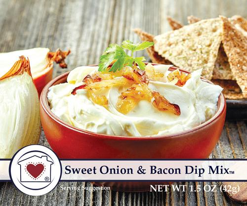 Country Home Creations Sweet Onion & Bacon Dip Mix