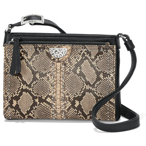 Brighton Pretty Tough City Organizer - Snakeskin