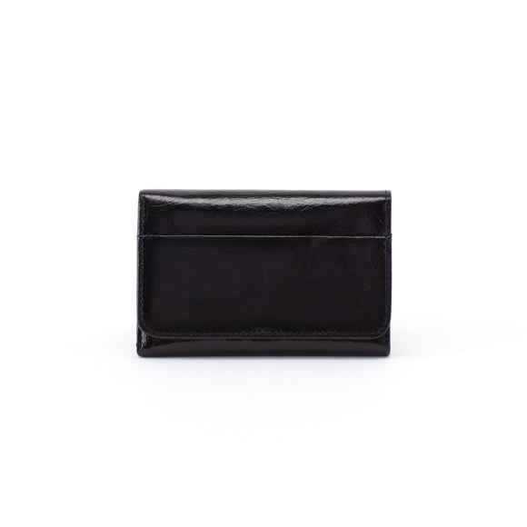 Hobo Jill Wallet-Black