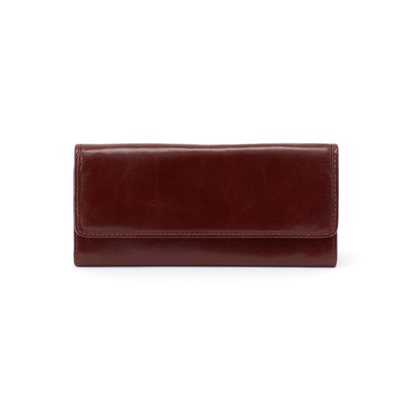 Hobo Ardor Wallet-Chocolate