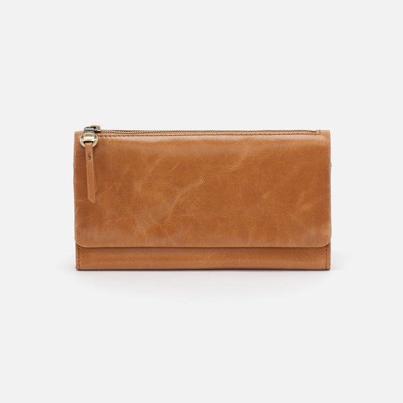 Hobo Alto Wallet - Honey Vintage Hide