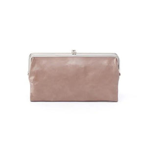 Hobo Lauren Clutch Wallet - Ash Vintage Hide