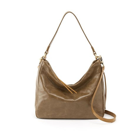 Hobo Delilah Crossbody Shoulder Bag - Mink Vintage Hide
