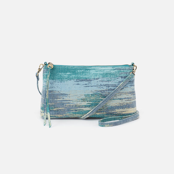 Hobo Darcy Convertible Crossbody Clutch - Cracked Glass Limited Edition