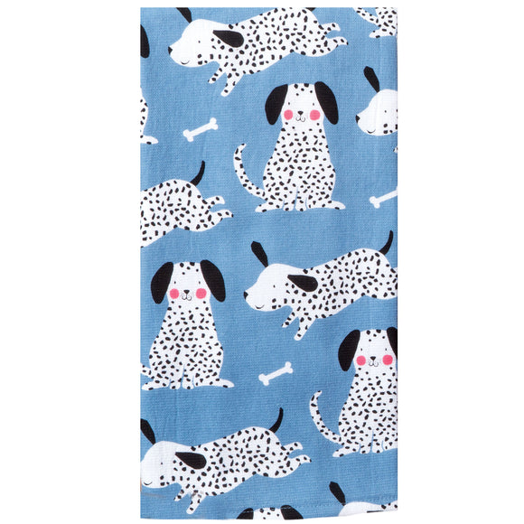 Dog Wags Dual Purpose Terry Towel