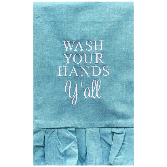Wash Your Hands Dish Towel