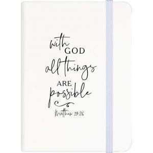 Matthew 19:26 Journal