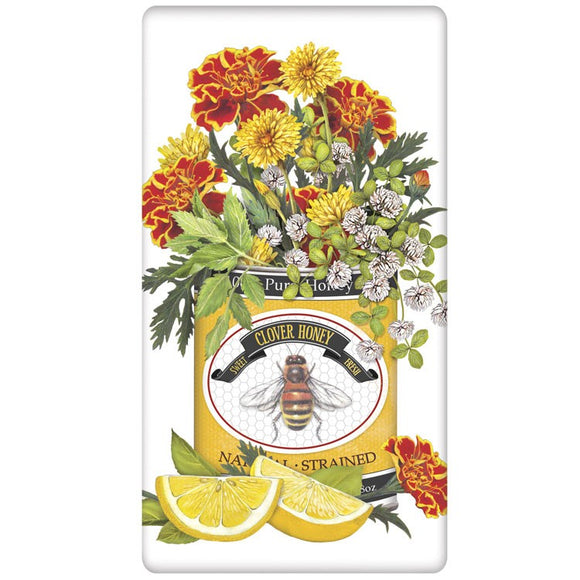 Mary Lake-Thompson Can Marigold Bagged Towel