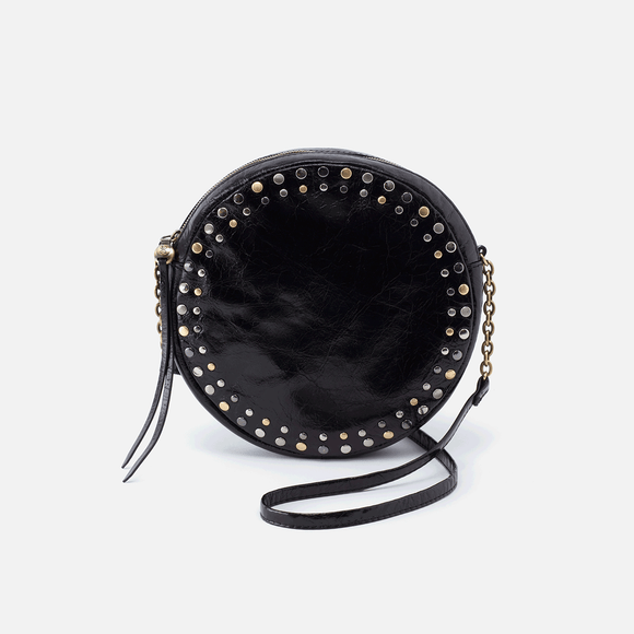 Hobo Comet Crossbody - Black Vintage Hide