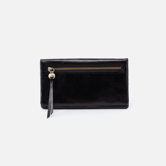 Hobo Lumen Wallet-Black