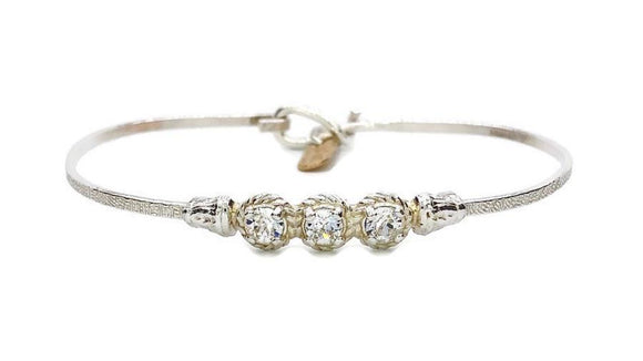 Earth Grace Clear My Girl Bracelet