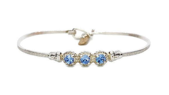 Earth Grace Blue My Girl Bracelet